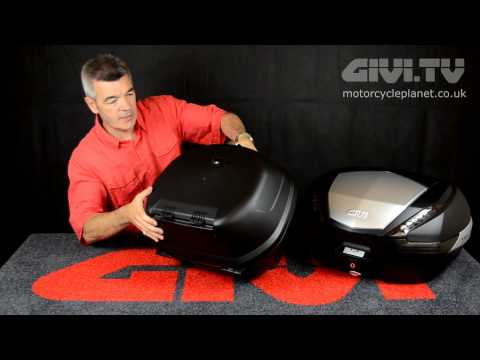 How to tell whether your GIVI Top Case is a Monokey or Monolock