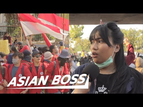 Xxx Mp4 Indonesian Protests On The New Controversial Criminal Code ASIAN BOSS 3gp Sex