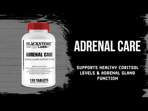 Adrenal Care | Adrenal Gland Support System