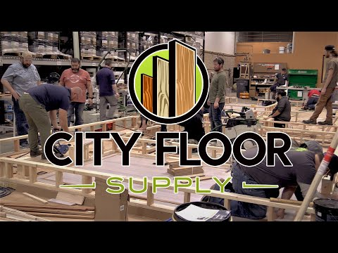 Hardwood Floor Videos, How to's, Products, More | City Floor Supply on YouTube
