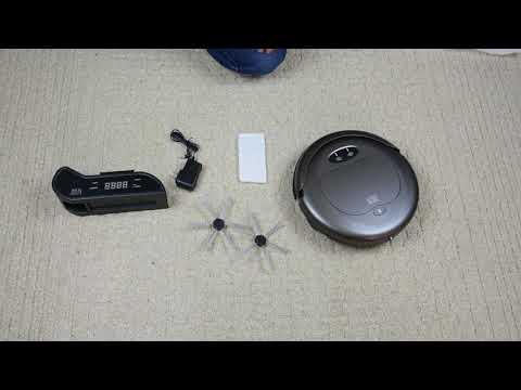 Easy Home Robotic Vacuum Review