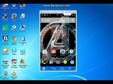 How to Control Android Phone or Tablet by using a PC/ Laptop [ Wirelessly]