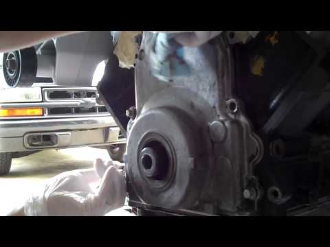 LS / Vortec Front Main Seal And Oil Pump Replacement