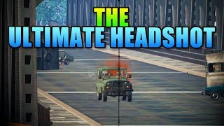 The Ultimate Sniper Headshot | Battlegrounds Highlights