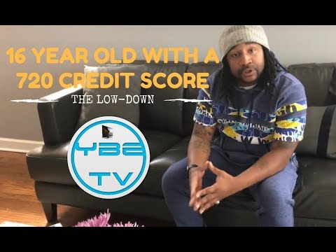 HOW I GOT MY 17 YEAR OLD DAUGHTER A CREDIT SCORE OF 720