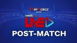 Cricbuzz LIVE: Match 32, England v Australia, Post-match show