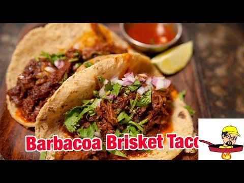 Barbacoa Brisket Tacos