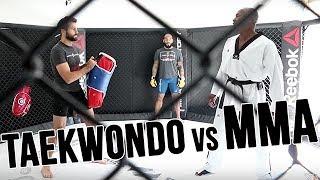 Taekwondo Versus Mma