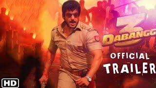 Dabangg 3 Official Trailer | Salman Khan | Sonakshi Sinha | Kiccha Sudeep | Releasing On Coming Soon