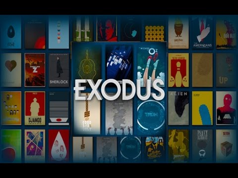 How to install Exodus add-on