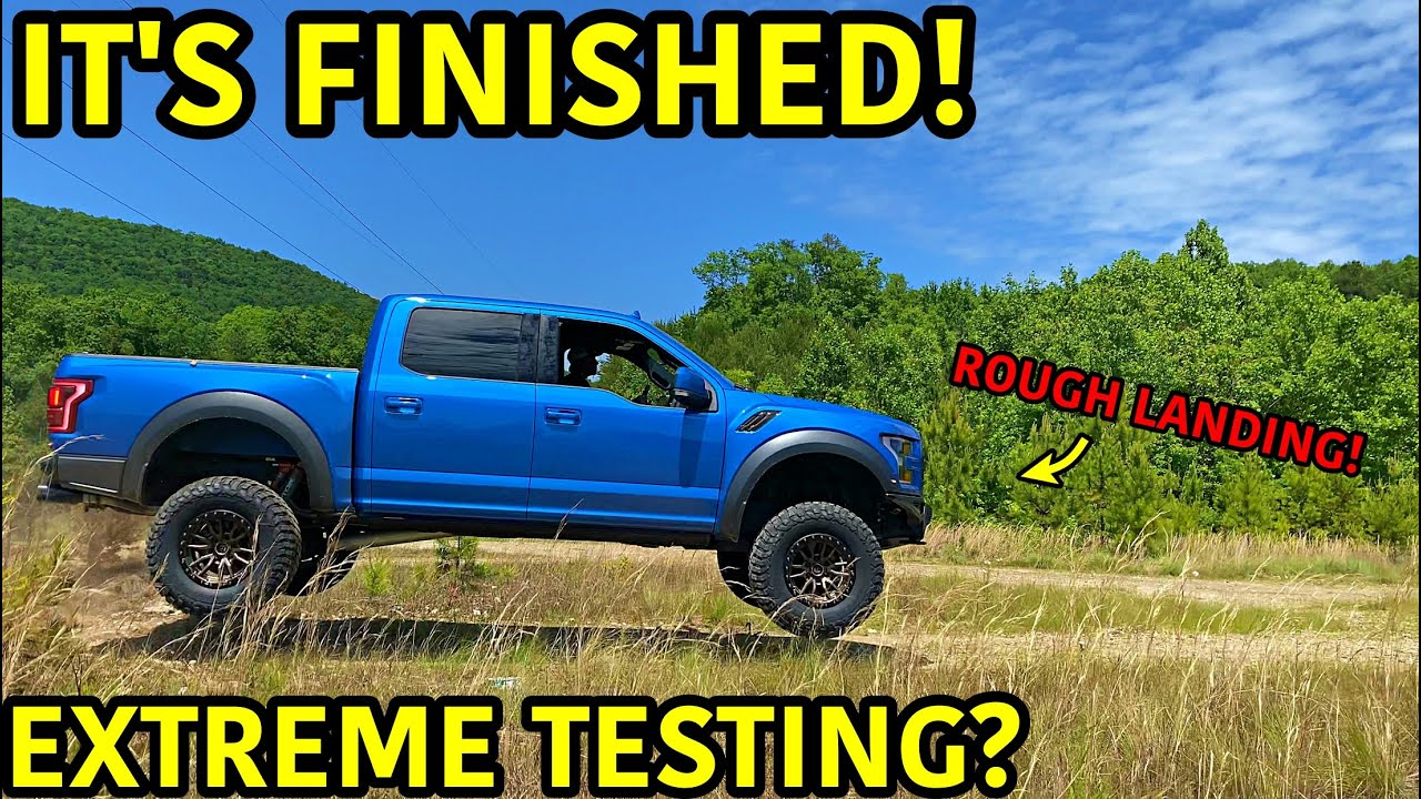 Rebuilding A Wrecked 2019 Ford Raptor Part 18