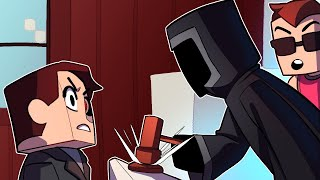 Minecraft Purge But Terroriser Gets Put On Trial By Shmeg The Sorcerer!