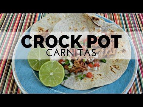 How to Make Crock Pot Carnitas