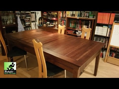 Henry Gaming Table Runthrough