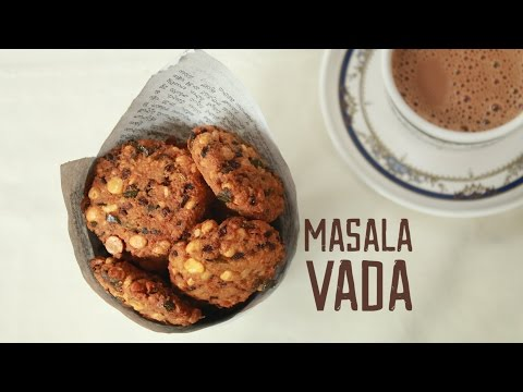 Masala Vada | Home Cooking
