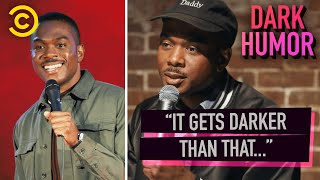 How Do You Incorporate Politics Into Comedy? (feat. Jordan Temple & Gina Yashere) - Dark Humor