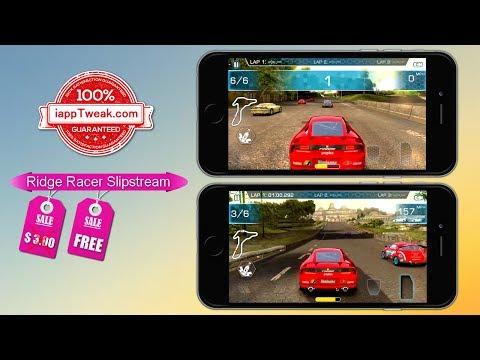 Ridge Racer Slipstream : Apple's free app of the week [$3 Value]