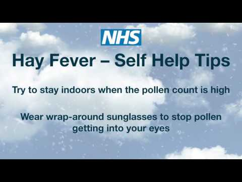 NHS MIDLANDS Hayfever Asthma Message