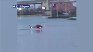At Least 2 Killed, 1 Rescued When Helicopter Crashes Into East River