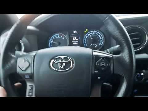 2017 Toyota Tacoma transmission flash
