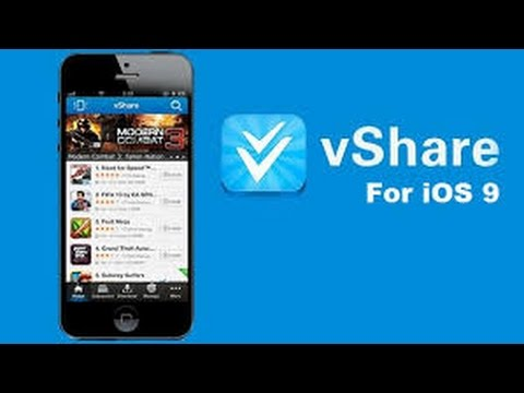 How To Get VShare APP Free on iPhone 9.3.2 Without Jailbreak or Computer