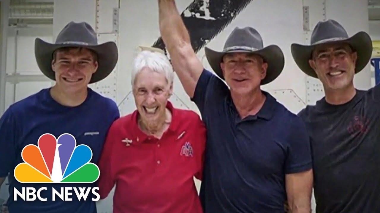 NBC News NOW Full Broadcast - July 19, 2021