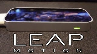 The Leap Motion Controller - Overview Video