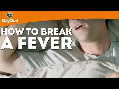 How to Break a Fever? | Vicks