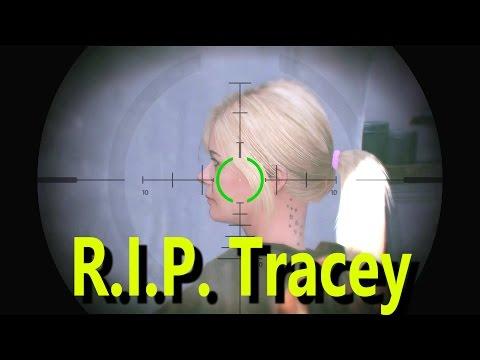 GTA 5 Franklin Kills Michael's Daughter Tracey