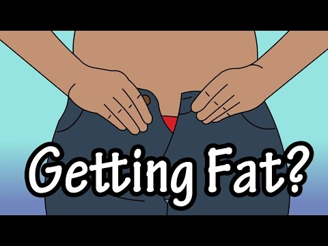 Why do we get fat - Why do we gain weight as we get older?