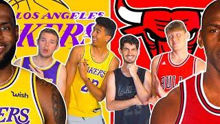 2HYPE Ranks The BEST NBA Teams! (The Last Dance Debate)