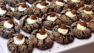 أسرع وأفضل حلوى بثلاث مكونات فقط أكثر من هاااائلة  بدون زبذة في دقائق رووعة جدااا جداااااااا
