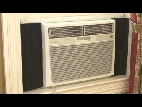 Insulate Air Conditioners to Keep Cool Air In, Hot Air Out