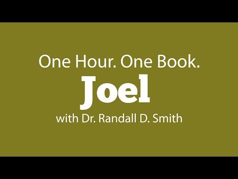 One Hour. One Book: Joel