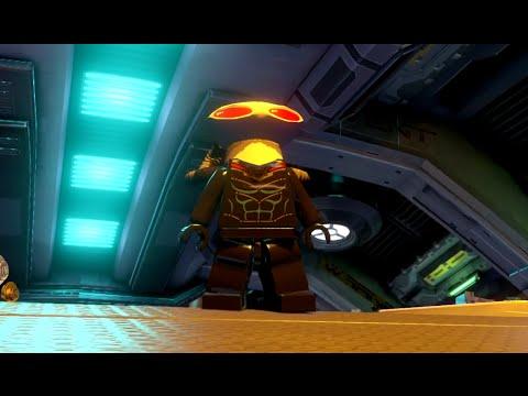 LEGO Batman 3: Beyond Gotham - Black Manta Gameplay and Unlock Location