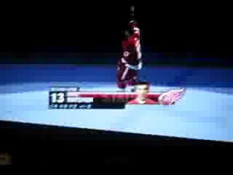 NHL 09 Demo: Three Stars