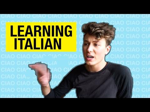 My Experience LEARNING ITALIAN (in ITALY)