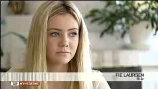 Mobning - Fie Laursen i tv2 Oktober 2012 - Amanda Todd