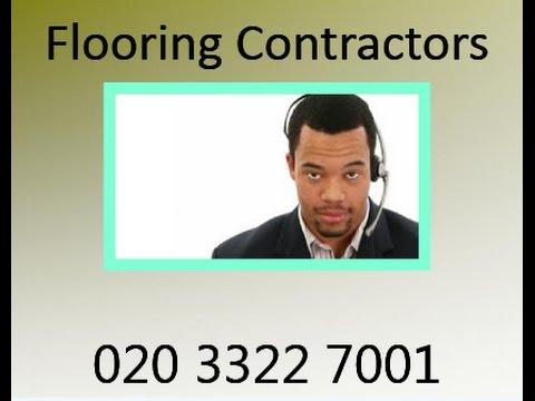 Flooring Contractors In Earls Court London 02033227001
