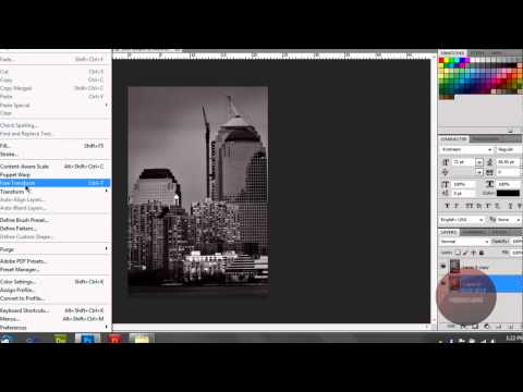 How To Make a 3D Image In Photoshop CS3 CS4 CS5 [HD]