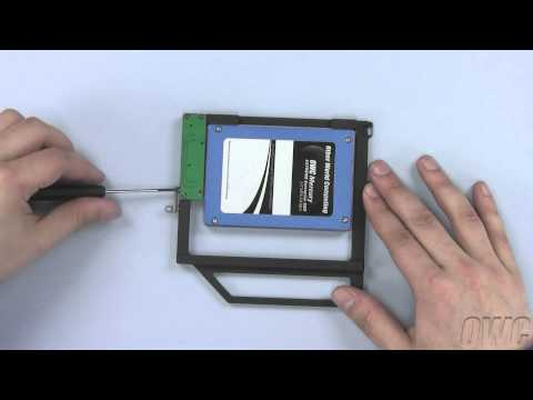 15-inch MacBook Pro Mid 2009 Data Doubler 2nd Hard Drive/SSD Installation Video