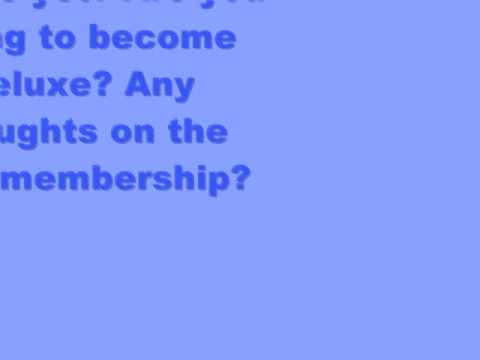 Deluxe Membership on Webkinz!