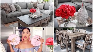 summer home decor haul new furniture update