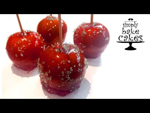How to make CANDY APPLE