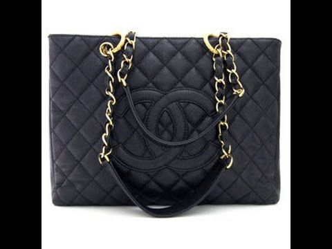 Chanel gst Grand Shopping Tote review
