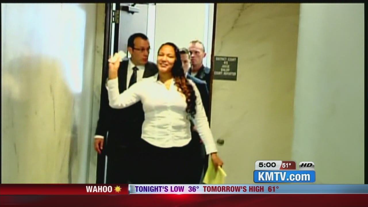 Erica Jenkins sentenced to 60-100 years in prison