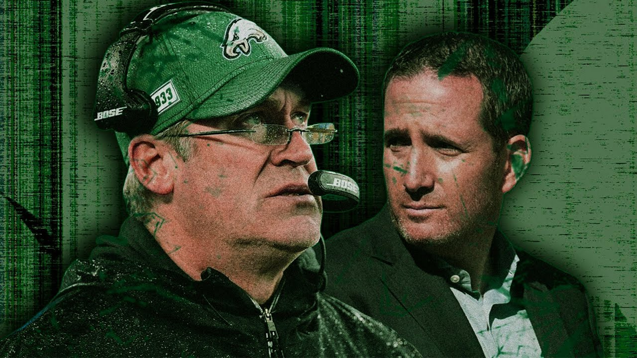 The Internal Decay of the Philadelphia Eagles