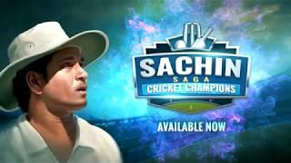 Sachin Saga Cricket Champions : Download Now!