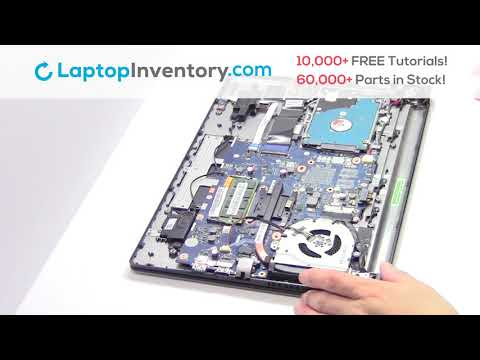 Lenovo IdeaPad S415 WiFi Card Replacement Guide - Disassembly Take Apart S300 S400 U300 U400