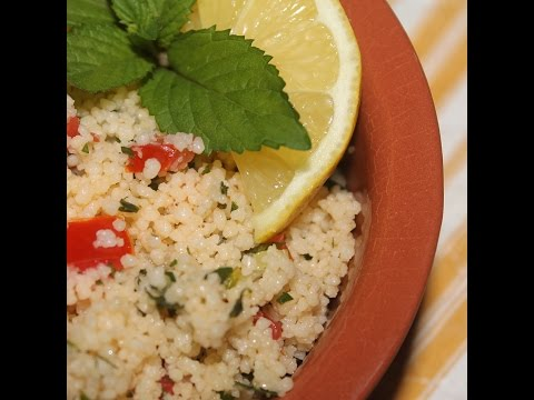 Alexas Tabbouleh with Couscous